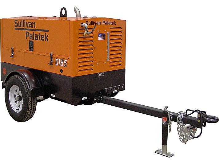 Sullivan-Palatek, Inc. - D185P2CA Compressors