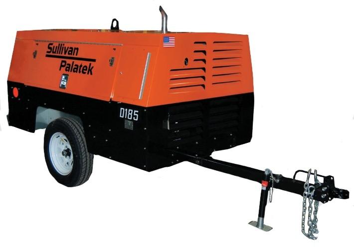 Sullivan-Palatek, Inc. - D185P3CA Compressors