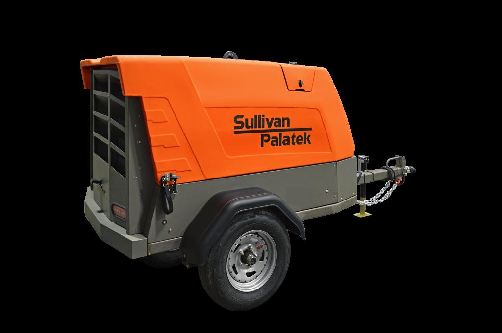 Sullivan-Palatek, Inc. - D185PKR Compressors