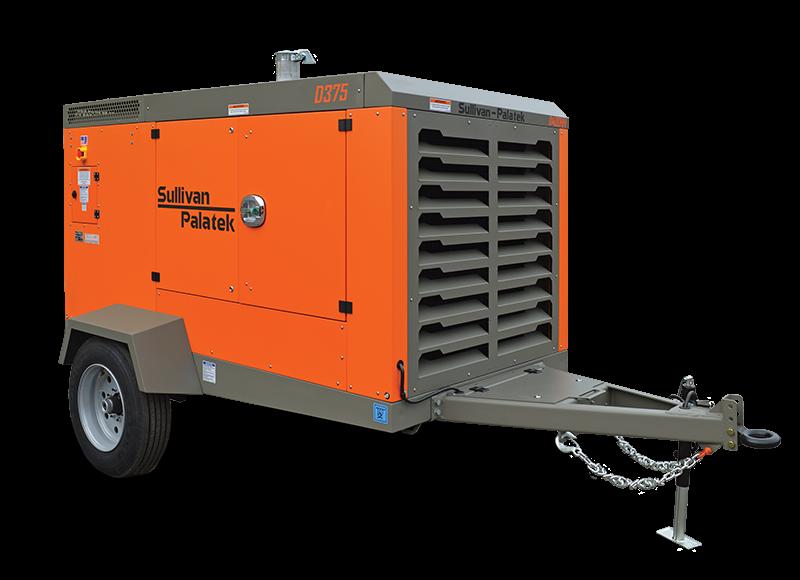 Sullivan-Palatek, Inc. - D375PHJD4 Compressors