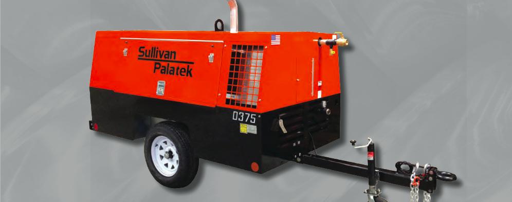 Sullivan-Palatek, Inc. - D375PDJD Compressors