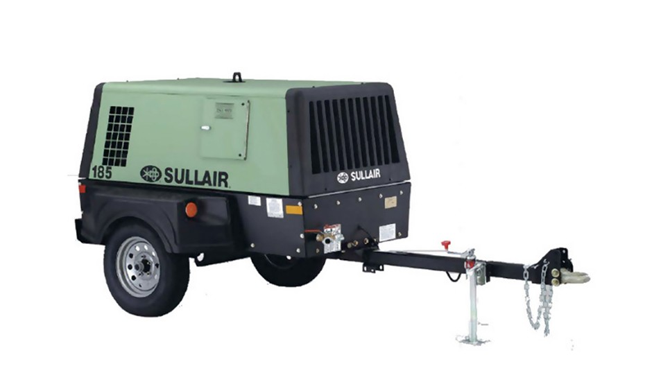 Sullair - 185 Tier 4 Final family Compressors