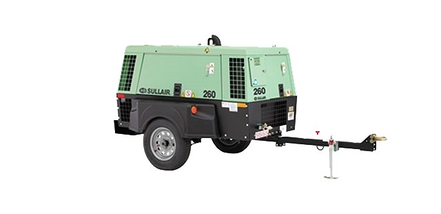 Sullair - 260 Tier 2 family Compressors