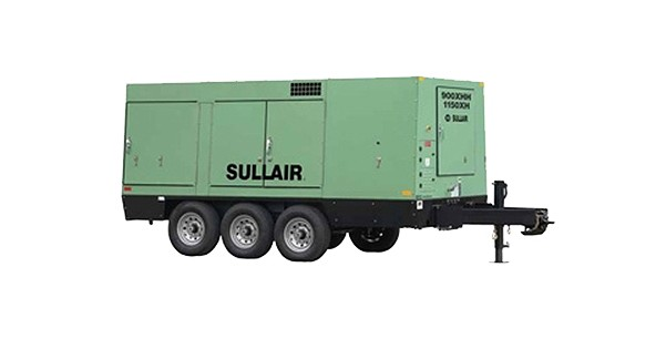 Sullair - Sullair High Pressure Tier 3 family Compressors