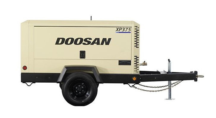 Doosan Portable Power - XP375 Compressors