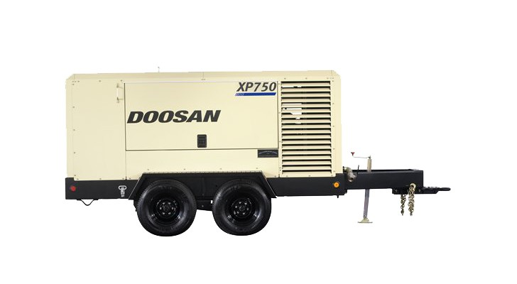 Doosan Portable Power - XP750WCU-T2 Compressors