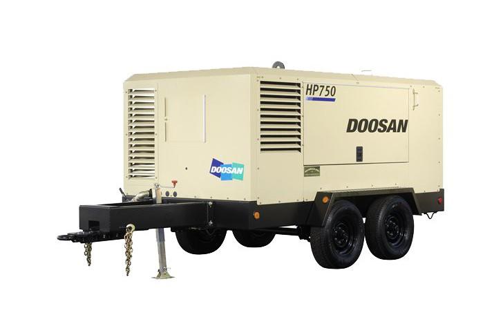 Doosan Portable Power - HP750WCU-T2Q Compressors