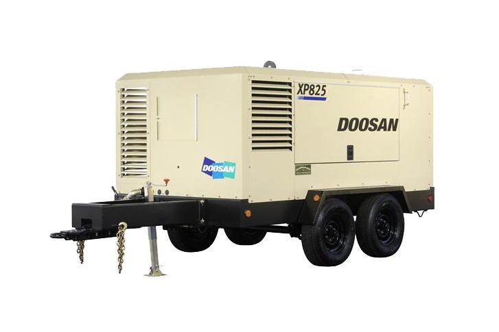 Doosan Portable Power - XP825WCU-T2 Compressors