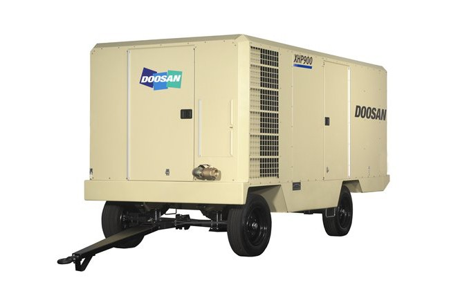 Doosan Portable Power - XHP900WCAT-T1 Compressors