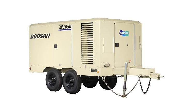 Doosan Portable Power - XP1050WCU-T1 Compressors