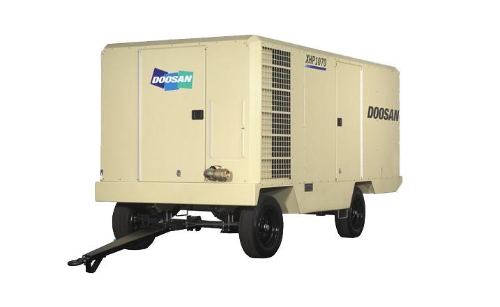 Doosan Portable Power - XHP1070WCAT-T1 Compressors
