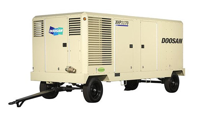 Doosan Portable Power - XHP1170WCAT-T3 Compressors