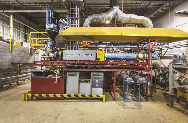 Quebec-designed technology using dry chlorinators could change the way precious metals are recovered