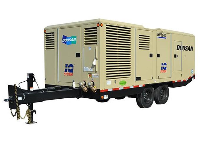 Doosan Portable Power - HP1600WCU-T3 Compressors