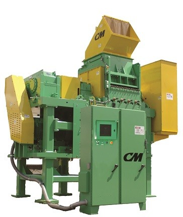 Tire recycler to triple productivity with new shredders