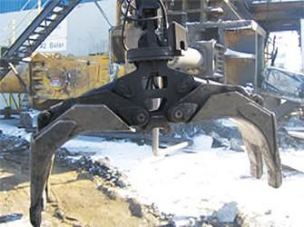 Bateman Manufacturing - Bypass Power Grapples: 150 Series Grapples