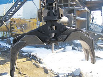 Bateman Manufacturing - Bypass Power Grapples: 200 Series Grapples