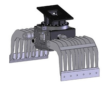 Bateman Manufacturing - Sorting Grapples: 200 Series Grapples