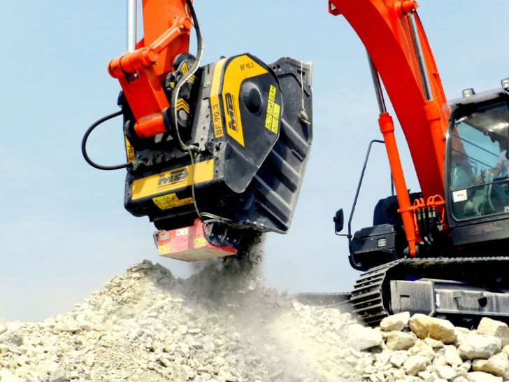 MB Crusher Makes Its Mark on the Recycling Revolution
