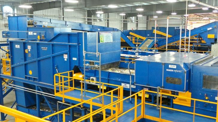 Grand MRF Opening For Pratt Industries in Georgia