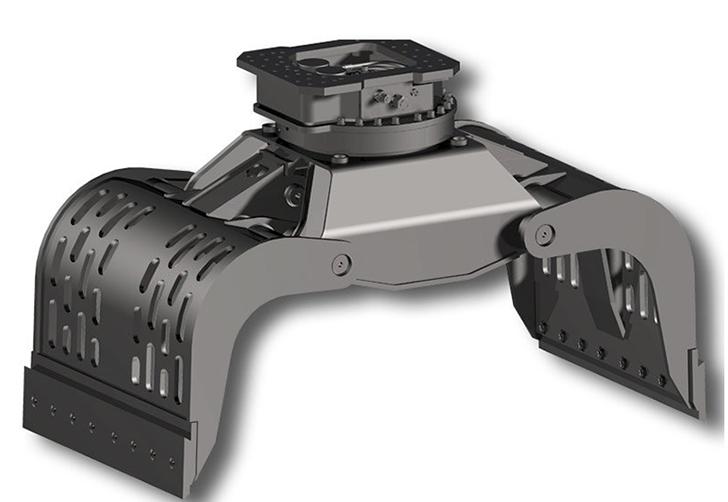 Kinshofer North America - D20H-P-100HD Grapples