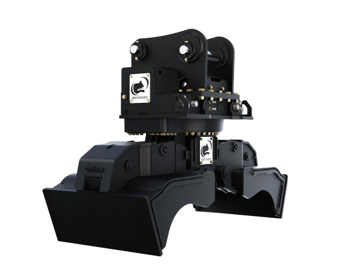 Rotobec - RPA - Compaction Grapples