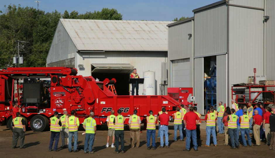 Fifth Annual Rotochopper Demo Day showcases 10 machines, new features and proven models