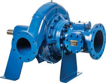 Gorman-Rupp Offers NEW 6500 Series(TM) Standard Horizontal End Suction Centrifugal Pumps (PRNewsFoto/Gorman-Rupp)