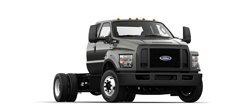 Ford Motor Company - 2016 F-650 SD Diesel Pro Loader Vocational Trucks