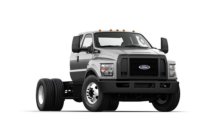 Ford Motor Company - 2016 F-650 SD Gas Straight Frame On Highway Trucks