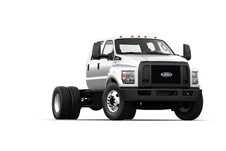 Ford Motor Company - 2016 F-750 SD Gas Straight Frame On Highway Trucks