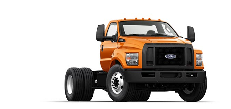 Ford Motor Company - 2016 F-750 SD Diesel Tractor On Highway Trucks