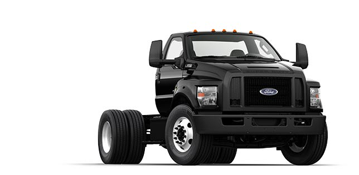 Ford Motor Company - 2016 F-650 SD Diesel Tractor On Highway Trucks