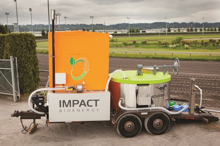 Microdigester uses biomimicry to convert food waste into renewable energy and fertilizer