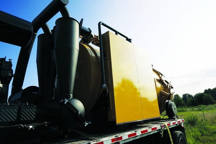 New McLaughlin Vacuum Excavator Features Versatile Modular Design