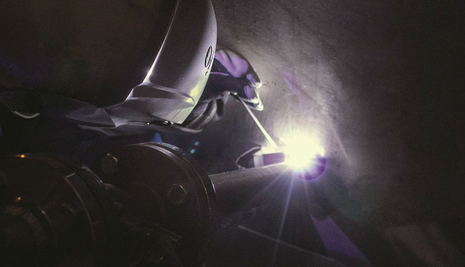 Better productivity and safety for stick and TIG welding in the field