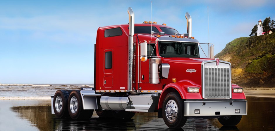Kenworth Truck Company - W900 Vocational Trucks