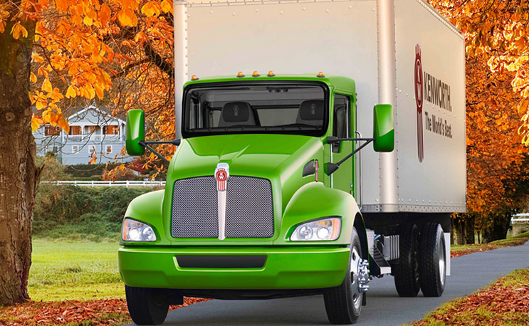 Kenworth Truck Company - T270 Vocational Trucks