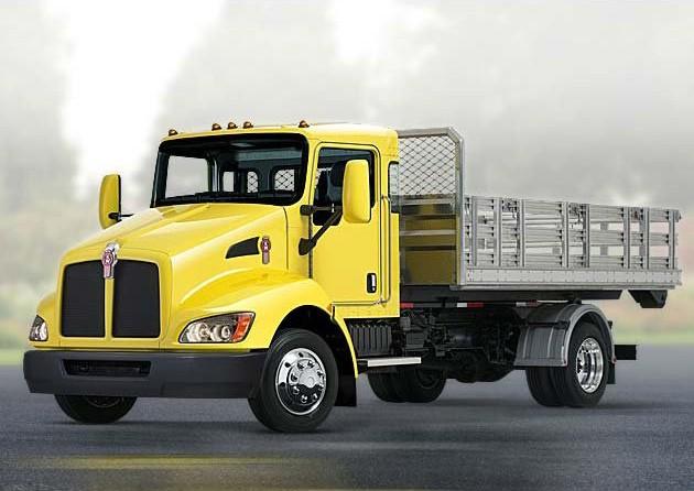 Kenworth Truck Company - T170 Vocational Trucks