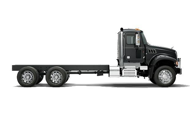 Mack Trucks - Granite™ MHD Vocational Trucks