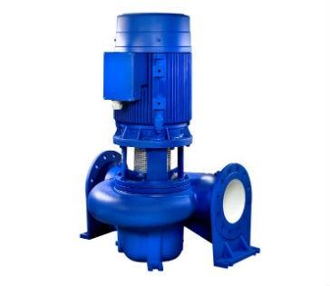 Versatile, Efficient In-Line Pumps from KSB
