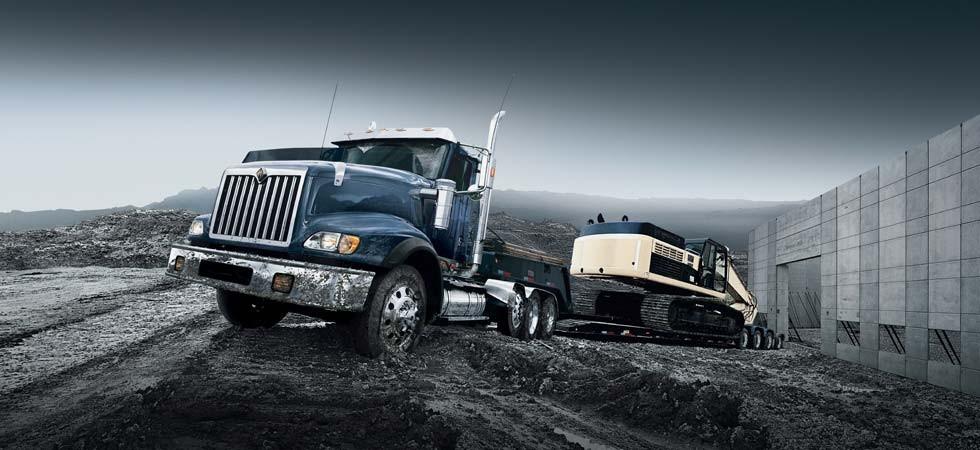 Navistar International - International® PayStar® Vocational Trucks