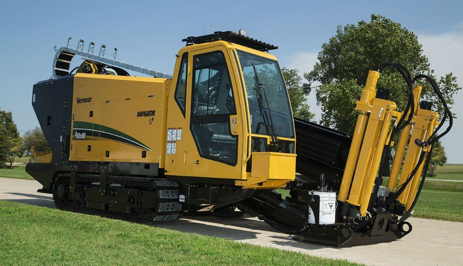 Vermeer D60x90 S3 Drill Rig provides solution for large utility and small pipeline work