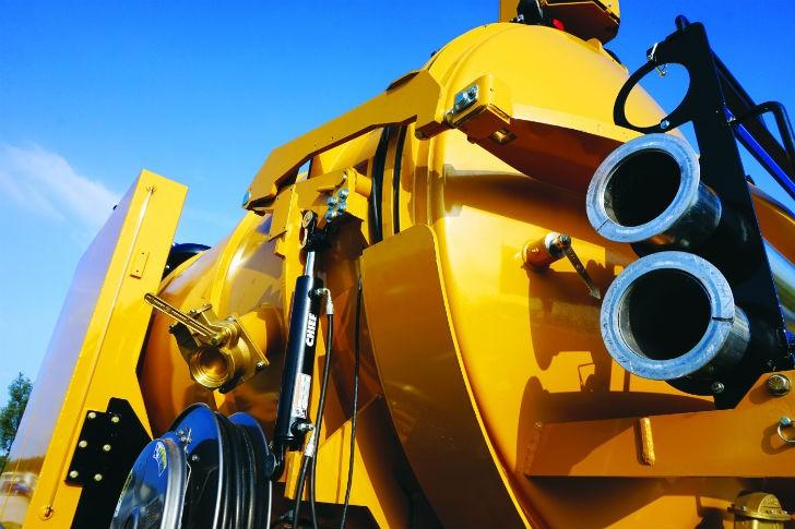 McLaughlin Vacuum Excavator Features Versatile Modular Design for Affordable Productive Potholing