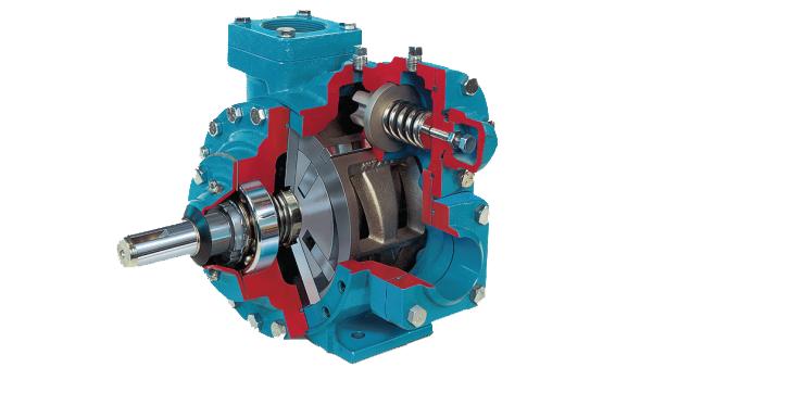 Blackmer - XLW Series Vane Pumps