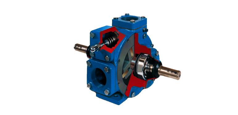Blackmer - TXV Series Vane Pumps