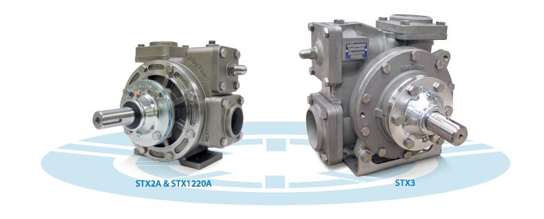 Blackmer - STX Series Vane Pumps