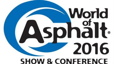 World of Asphalt 2016 Sets Exhibit Space Record months before opening