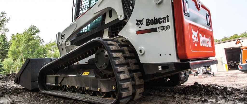 Bobcat Company - T740 Compact Track Loaders