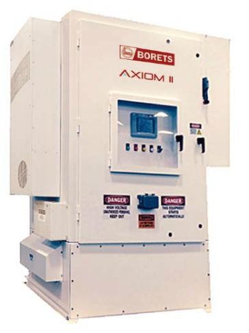 AXIOM II variable speed drive (VSD).